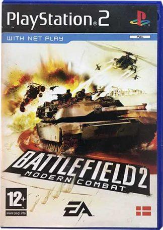Battlefield 2 Modern Combat PS2