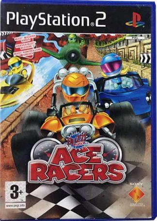 Buzz! Junior Ace Racers PS2
