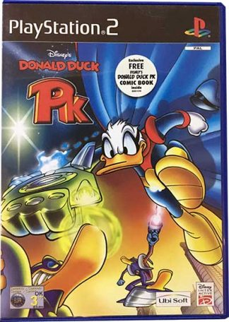 Disney's Donald Duck PK PS2