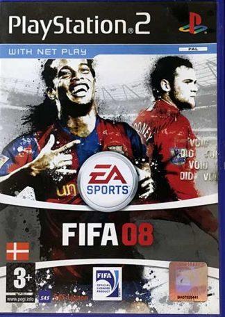 FIFA 08 PS2