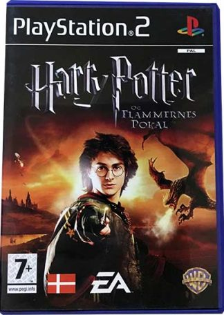 Harry Potter og Flammernes Pokal PS2