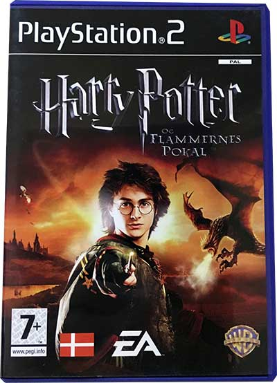 Harry Potter og Flammernes Pokal PS2