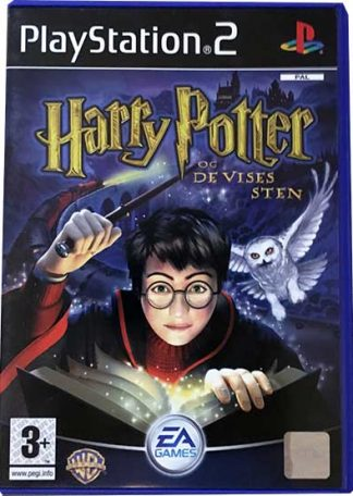 Harry Potter og de Vises Sten PS2