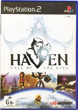 Haven Call of the King PS2