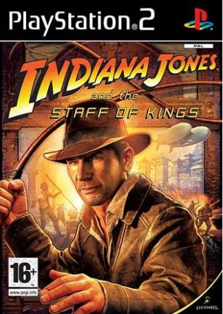 Indiana Jones and the Staff of Kings PS2