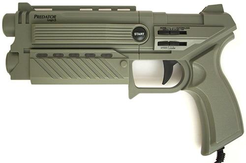 Light Gun PlayStation SEGA Saturn