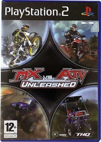 MX vs. ATV Unleashed PS2