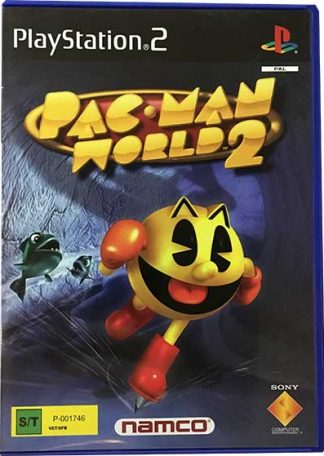 Pac-Man World 2 PS2