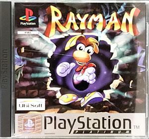 Rayman platinum PS1