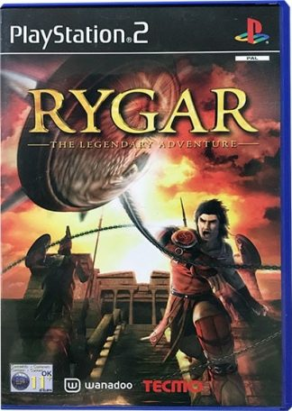 Rygar The Legendary Adventure PS2