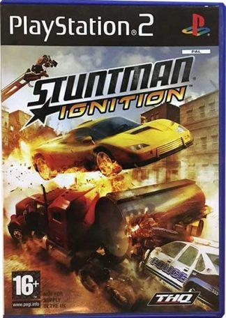 Stuntman Ignition PS2