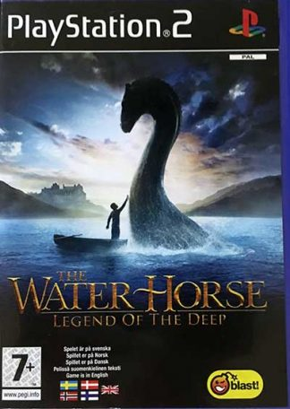 The Water Horse Legend of the Deep PS2