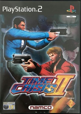 Time Crisis 2 PS2
