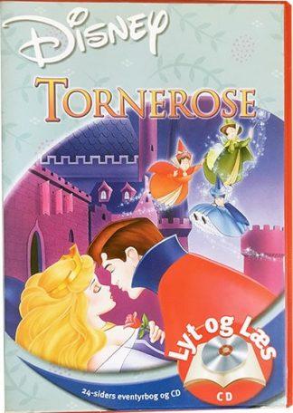 Tornerose - Lyt og Læs (KUN cd) Disney