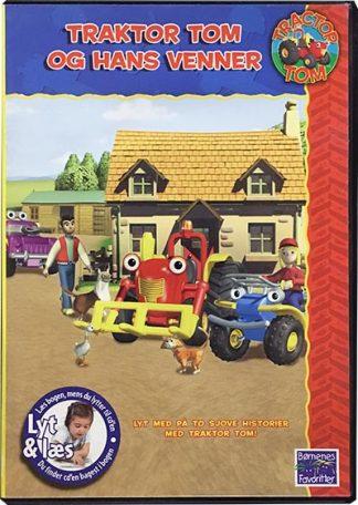 Traktor Tom og hans Venner - Lyt og Læs (bog+cd)