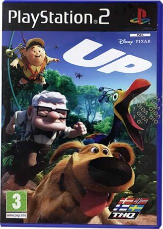 Disney-Pixar UP PS2