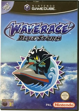 Wave Race Blue Storm Nintendo GameCube