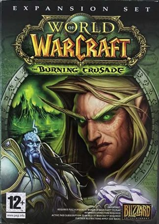 World of Warcraft The Burning Crusade PC Mac