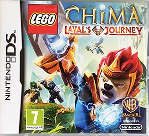 LEGO Chima Laval's Journey Nintendo DS