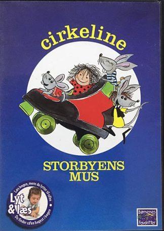 Cirkeline Storbyens Mus - Lyt og Læs (bog+cd)