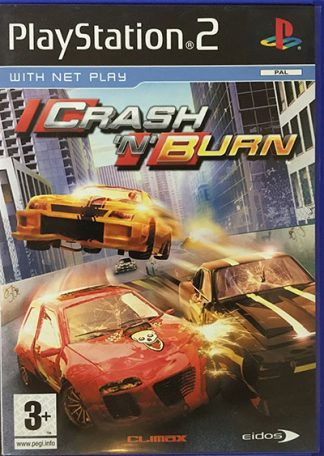 Crash 'n' Burn PS2