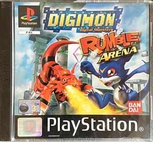 Digimon Rumble ArenaPS1