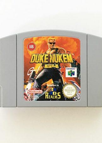 Duke Nukem N64