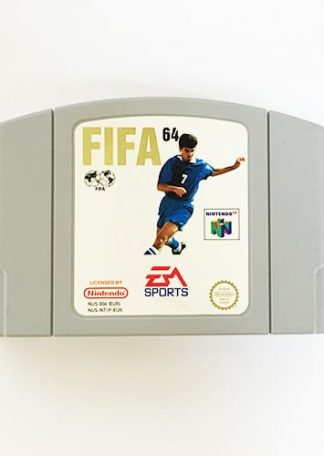 FIFA 64 N64