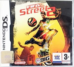 FIFA Street 2 Nintendo DS