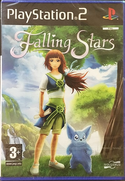 Falling Stars PS2