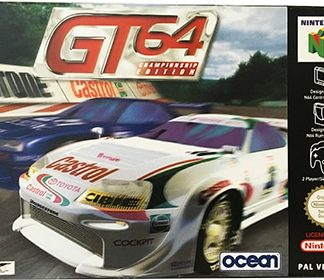 GT64 Championship Edition N64