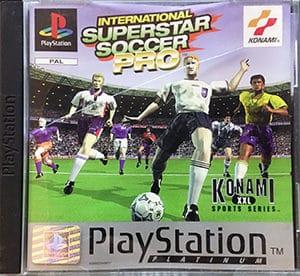 International Superstar Soccer Pro PS1