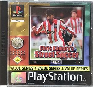 Kamara's Street Soccer PS1