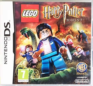LEGO Harry Potter Nintendo DS