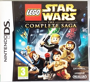 LEGO Star Wars the Complete Saga Nintendo DS