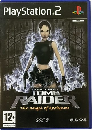Lara Croft Tomb Raider The Angel of Darkness PS2