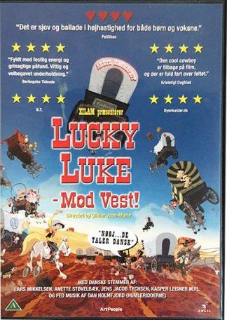 Lucky Luke Mod Vest! Dvd