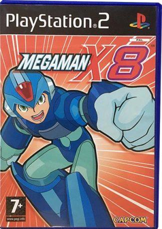 Megaman X8 PS2