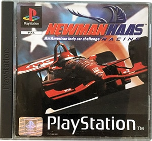 Newman Haas Racing PS1