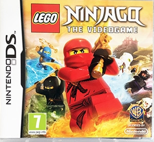 LEGO Ninjago The Videogame Nintendo DS