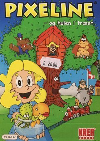 PIXELINE og Hulen i Træet (papcover) PC/Mac