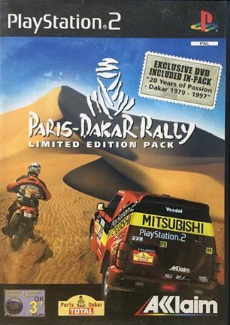 Paris-Dakar Rally PS2