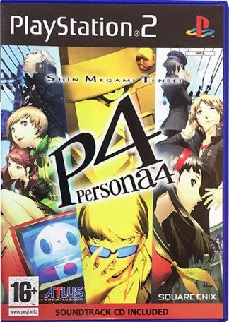 Persona 4 PS2