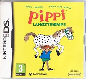 Pippi Langstrømpe Nintendo DS