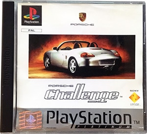 Porsche Challenge PS1