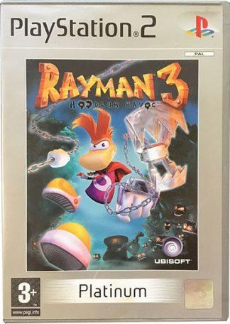 Rayman 3 Hoodlum Havoc PS2