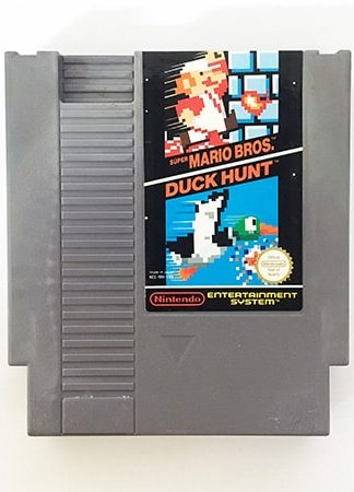 Super Mario Bros. Duck Hunt Nes