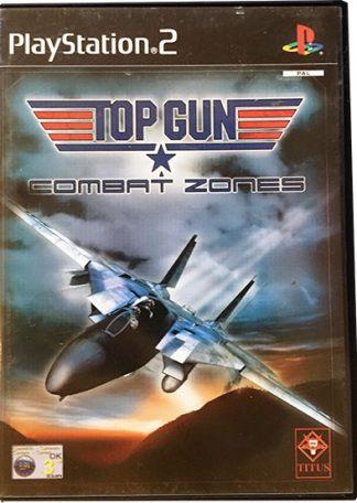 Top Gun Combat zones PS2