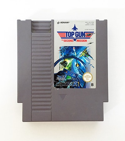 Top Gun the Second Mission Nes