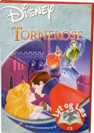 Tornerose - Lyt og Læs Disney